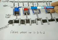Hindi]Firing Order ~ 4-Cylinder Inline , 6-Cylinder Inline