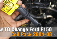 How To Change Ford F150 Coil Pack 2004 To 08