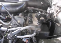 How To Replace An Ignition Coil Ford Explorer 4 0L Sohc