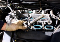 Misfire Problem Solved – Ford Taurus