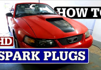 Mustang V6 3.8L Spark Plug Change | Tool List & How-To