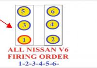Nissan Firing Order V6 1 2 3 4 5 6 – Youtube