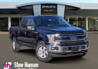 Pre-Owned Ford F-150 Xlt With Navigation & 4Wd