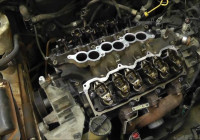 Replacing Head Gaskets On A Ford Taurus 3.0L V6 Ohv Engine. With Time  Lapse. Rwgresearch